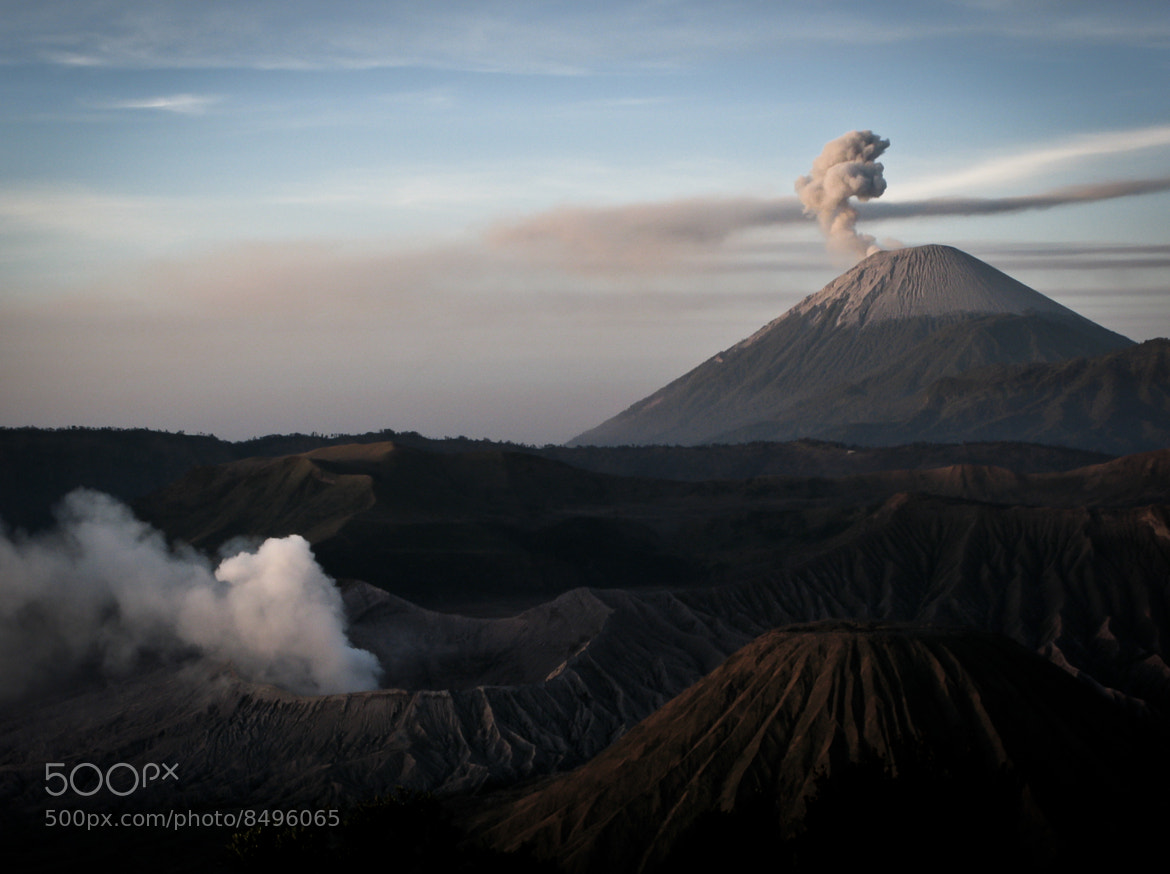 Photograph Bromo by philippe launois on 500px