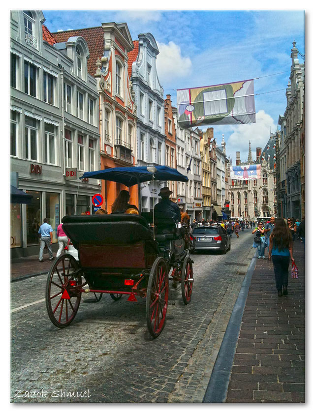 Photograph The carriage by Zadok Shmuel on 500px