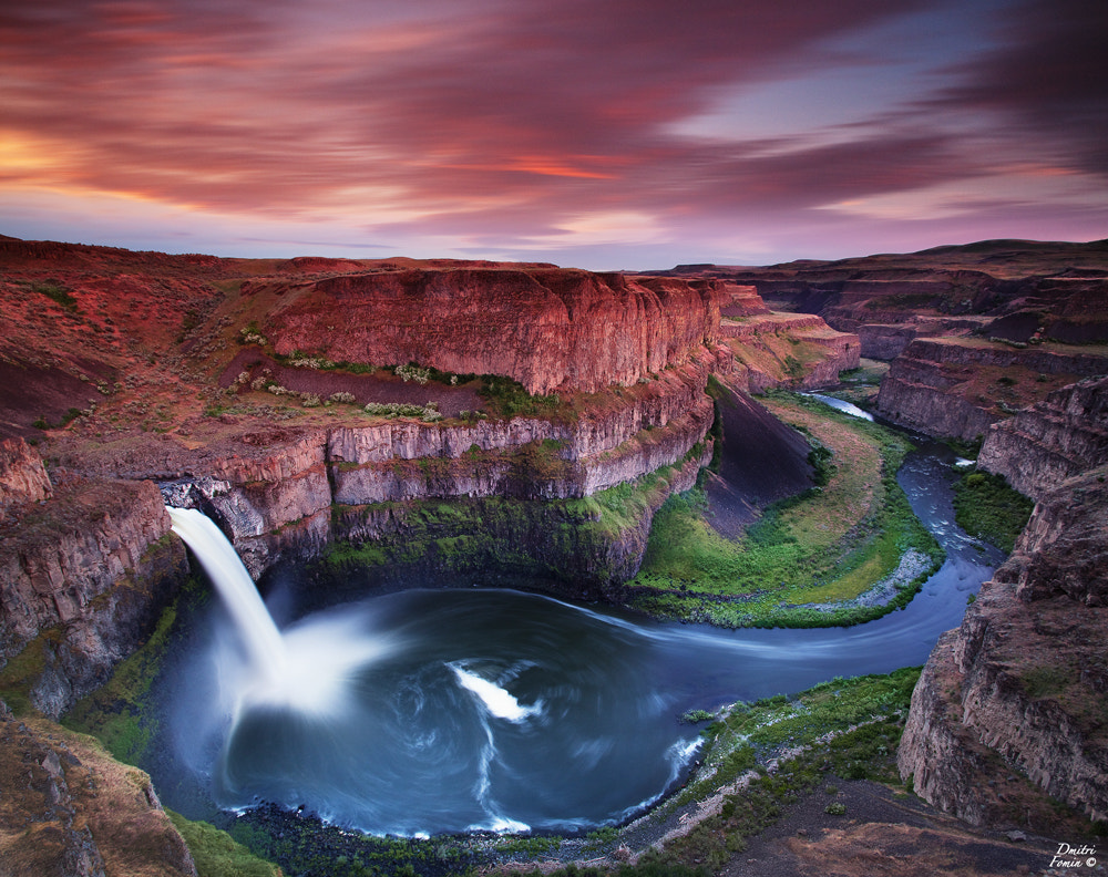 Photograph Palouse Falls  by Dmitri Fomin on 500px
