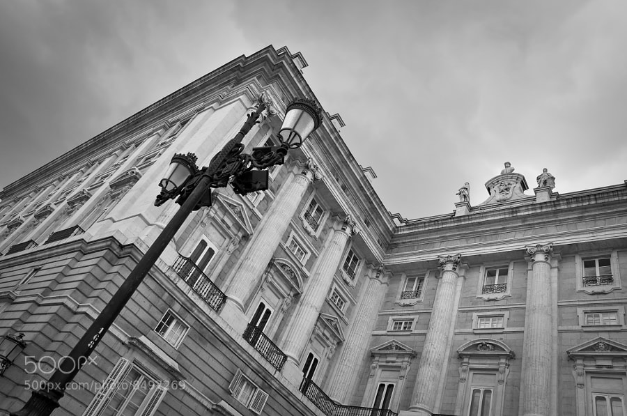 Photograph Royal Palace, Madrid by Jose Antonio Castellanos on 500px