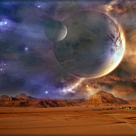 Planeta extrasolar by Pepe Alcaide (pepealcaide)) on 500px.com