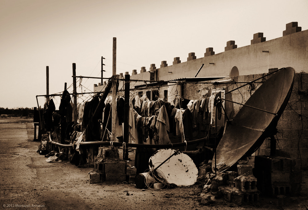 Photograph Workers Life : حياة عمال by Mortazah  on 500px