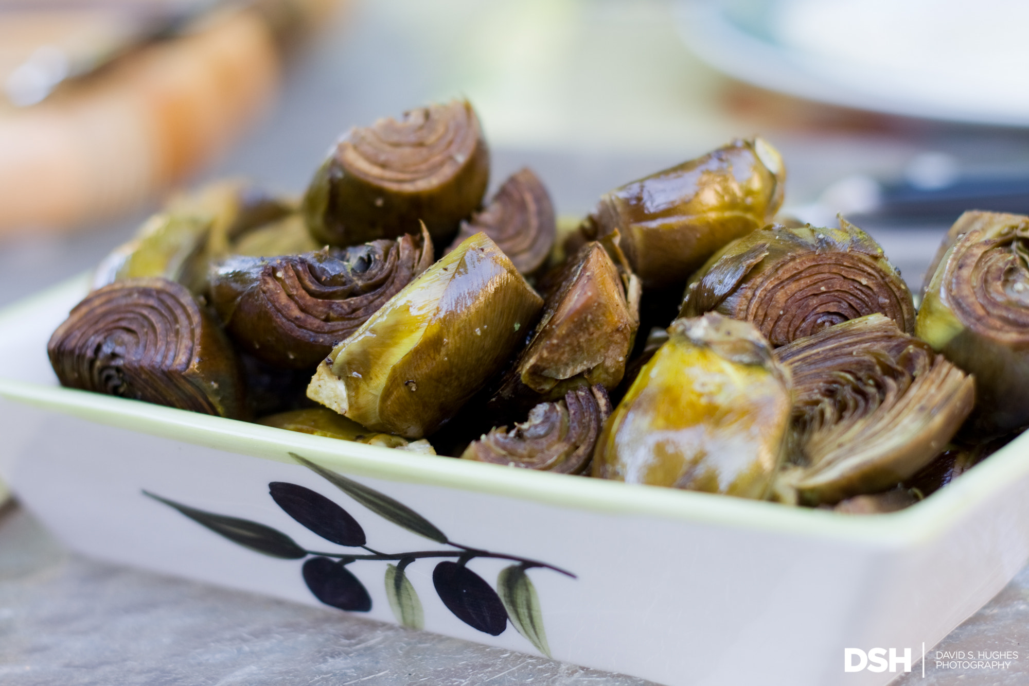Photograph Roasted Artichokes by David Hughes on 500px