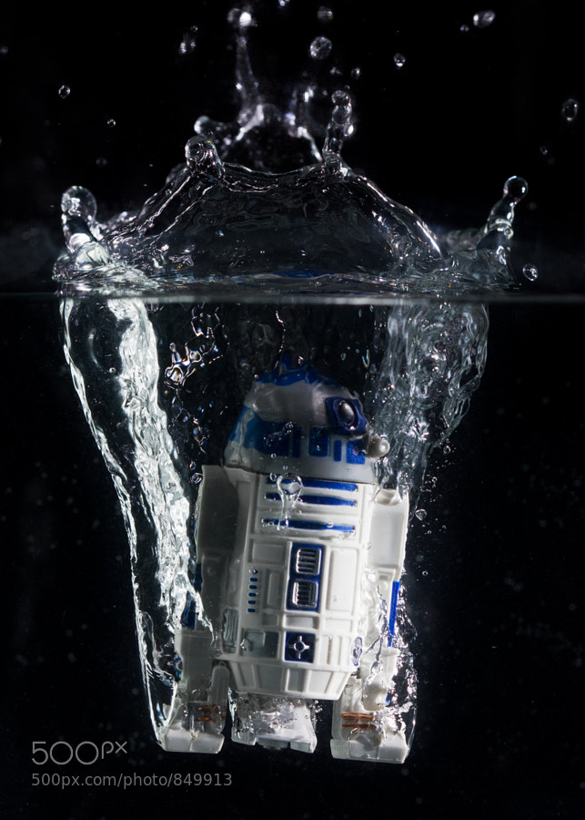 Photograph R2-D2-CPR by Mike Carson on 500px