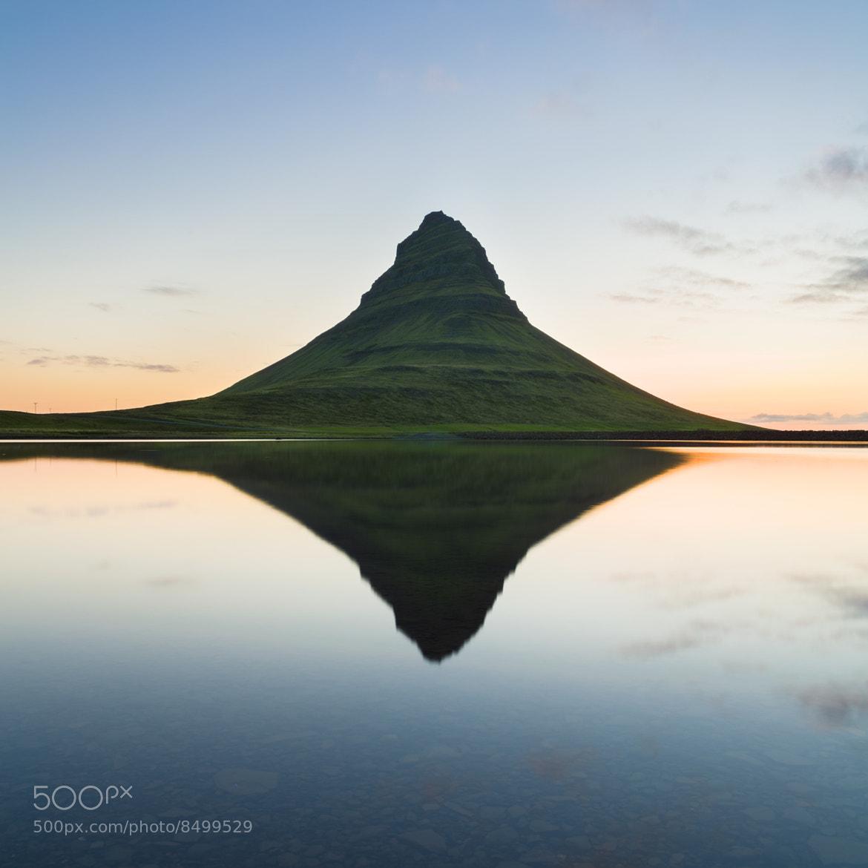 Photograph Mt. Kirkjufell by Oscar Bjarnason on 500px