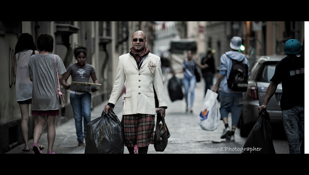 Photograph Kilt by laura  malucchi on 500px