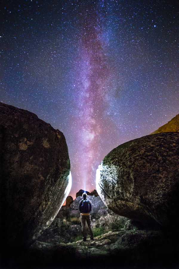 Photograph Night Rumble by Pedro Quintela on 500px