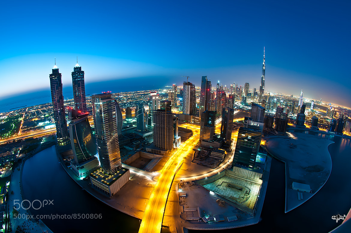 Photograph PlaNet DuBai by Karim Nafatni on 500px