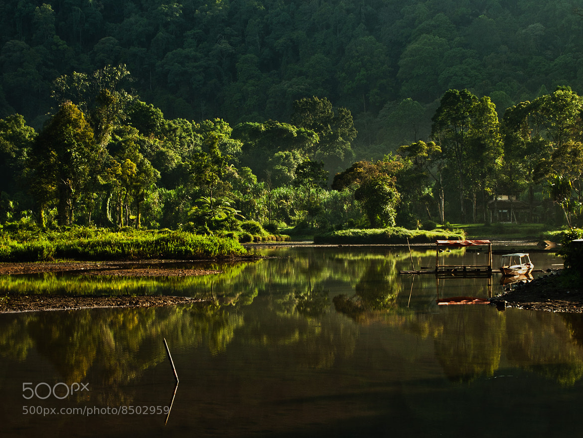 Photograph morning breaks by Dwi Rahmaputra Judha on 500px