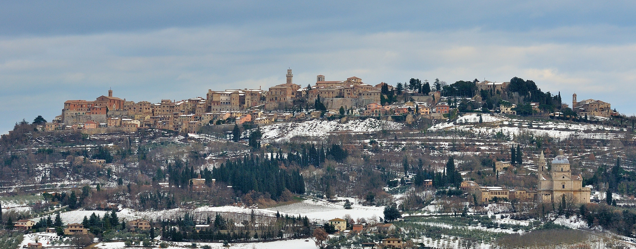 Photograph View of Montepulciano. by Renato Pantini on 500px