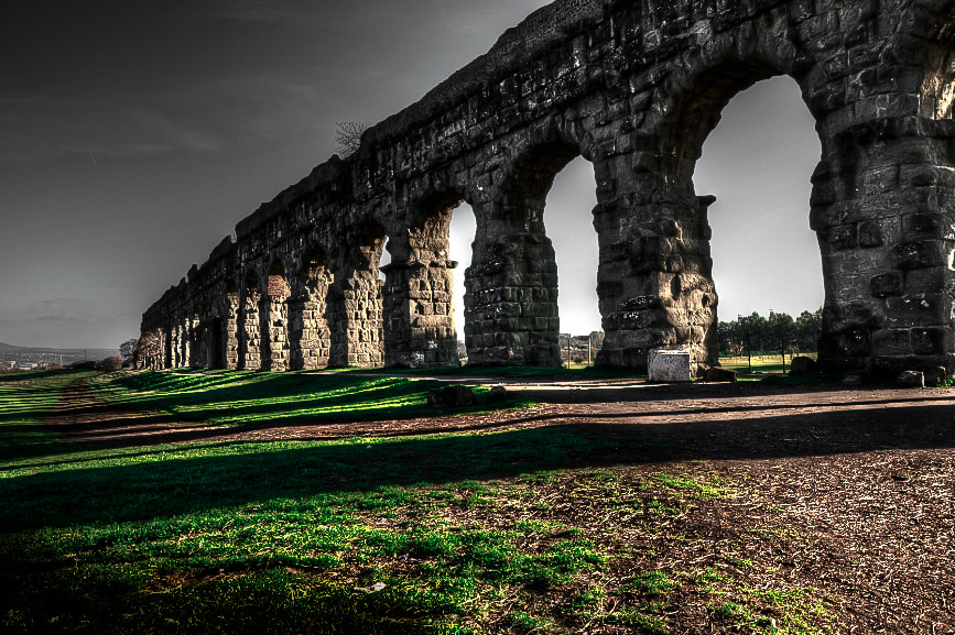 Photograph Parco Appio Claudio by Leo Mosca on 500px