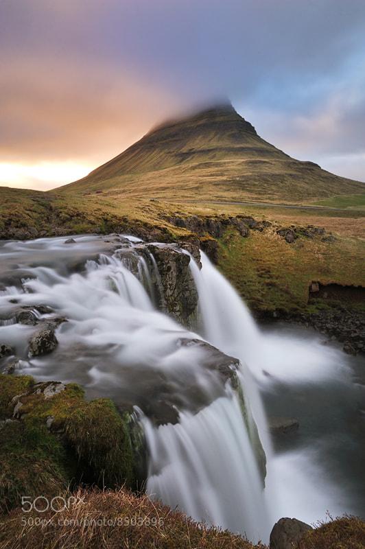 Photograph Kirkjufell Iceland by Julien Boisard on 500px