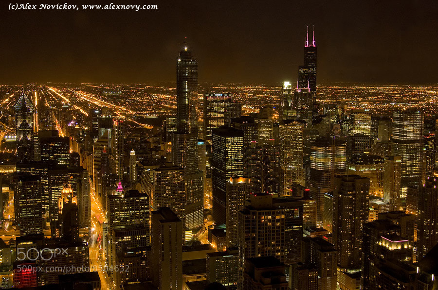Photograph Sweet home Chicago by Alexander Novickov on 500px