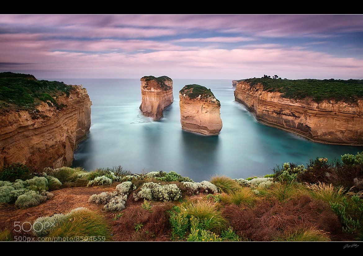 Photograph Loch Ard Gorge by Jay Daley on 500px
