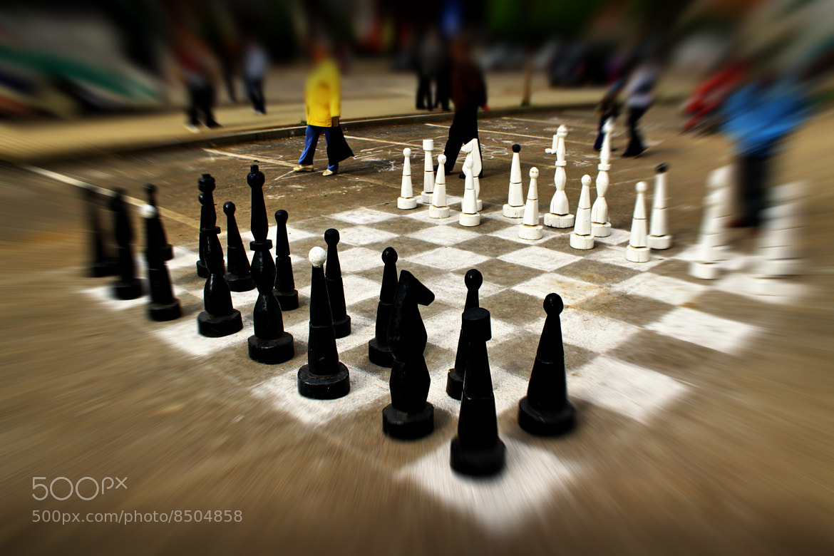 Photograph Focused on chess by Rausch Wilhelm Robert on 500px