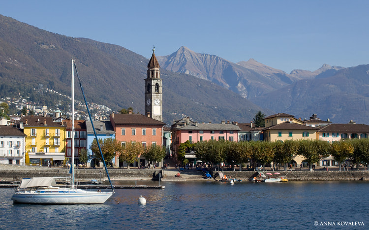 Photograph Ascona by Anna Kovaleva on 500px