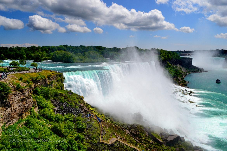 Photograph Niagara Fall, USA by Amir  Sol on 500px
