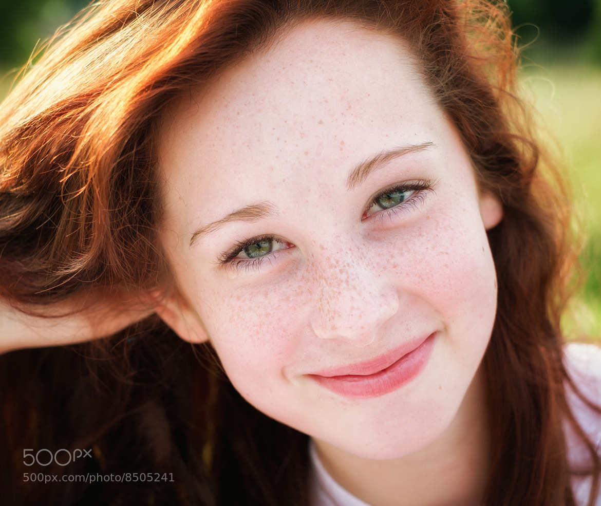 Photograph Redhead by Geoffrey Baker on 500px