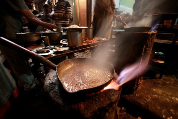 Photograph Street food New Delhi  by Vincent Cosgrove on 500px