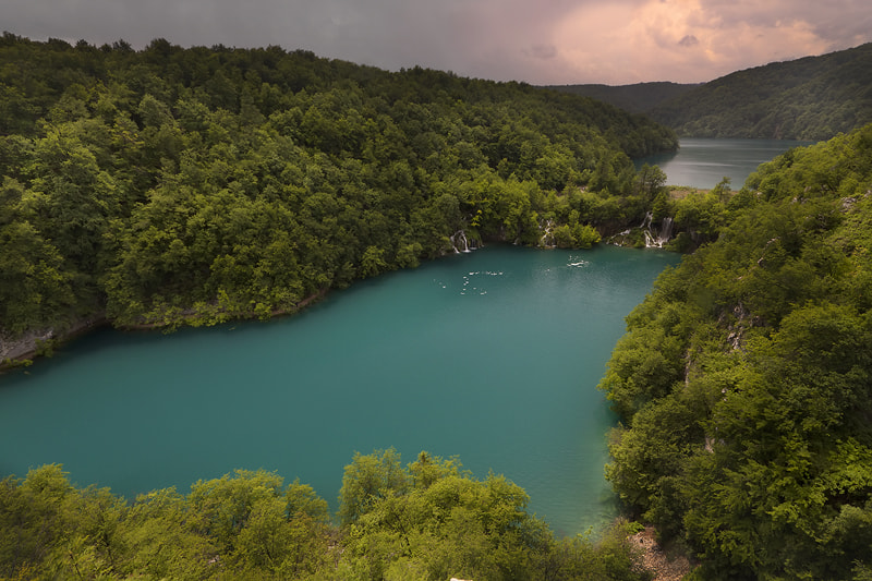 Photograph Plitvice Lakes National Park by Ivan Prebeg on 500px