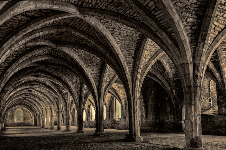 Photograph Cloisters by Ann  on 500px