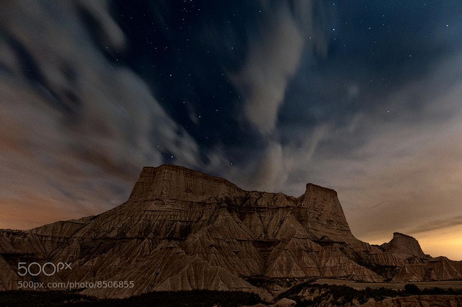 Photograph Desert sotorm by David Martín Castán on 500px