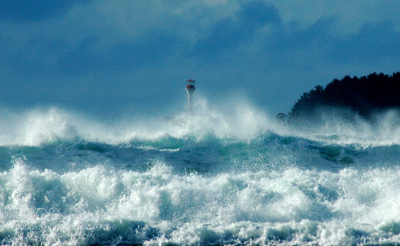 Photograph Lennard Lighthouse by Duncan Speight on 500px
