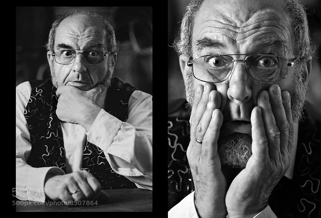 Photograph Hilarious Mr. Drabek by Ben Benowski on 500px