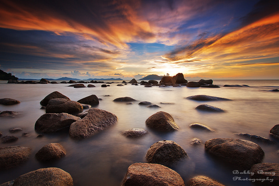 Photograph Sunset Gift by Bobby Bong on 500px