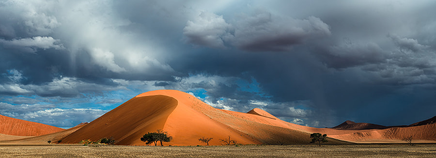 Photograph Sossusvlei in Summer by Hougaard Malan on 500px