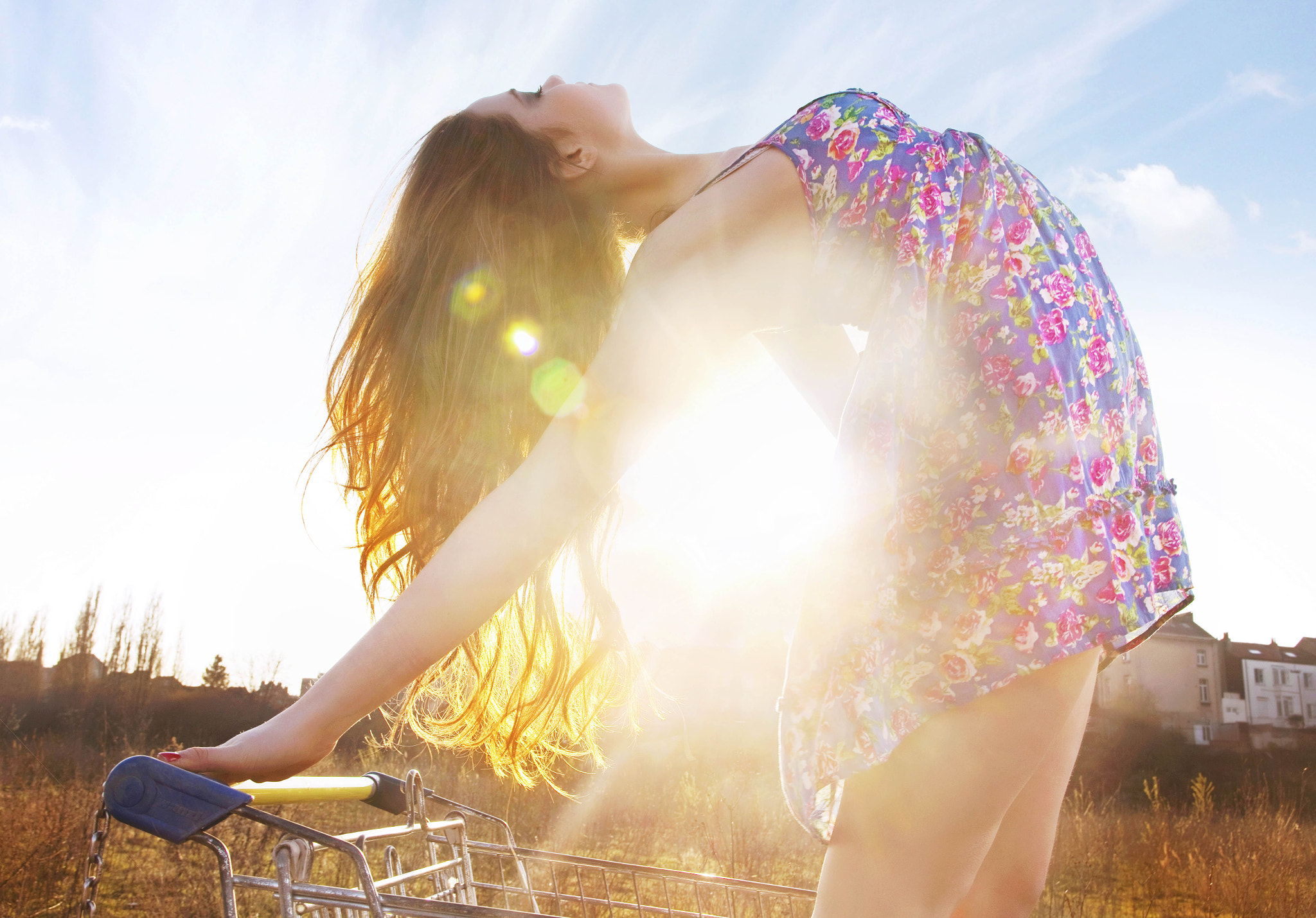 Photograph Those who bring sunshine to the lives of others cannot keep it from themselves by David Olkarny on 500px
