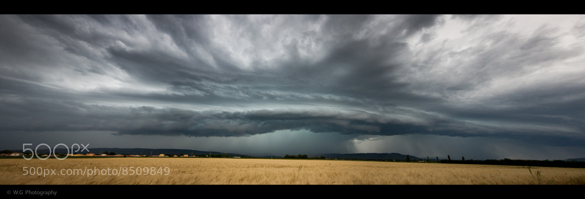 Photograph Storm #2 by Guillaume Weber on 500px
