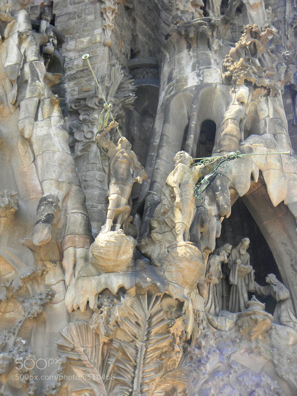 Photograph La Sagrada Familia by Brendan Cahill on 500px
