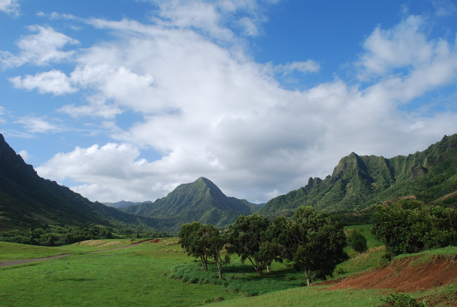 Photograph Kualoa Ranch by Amanda Cheung on 500px