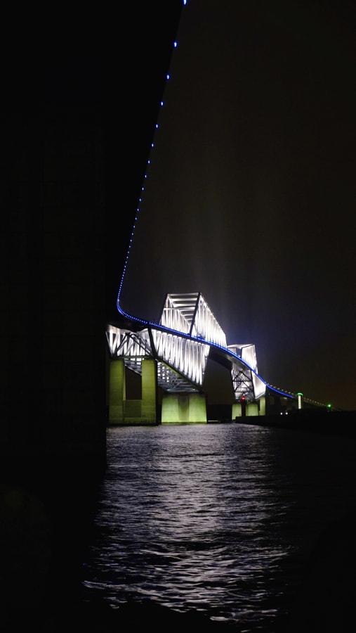 Tokyo Gate Bridge by Keisuke Takahashi on 500px.com