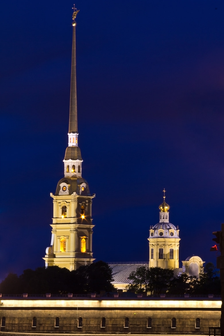 Photograph Saint Peter and Paul Cathedral by Alexandra Brovko on 500px