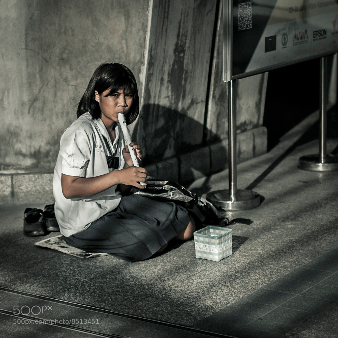 Photograph My Job after school by Jakrapong Sombatwattanangkool on 500px