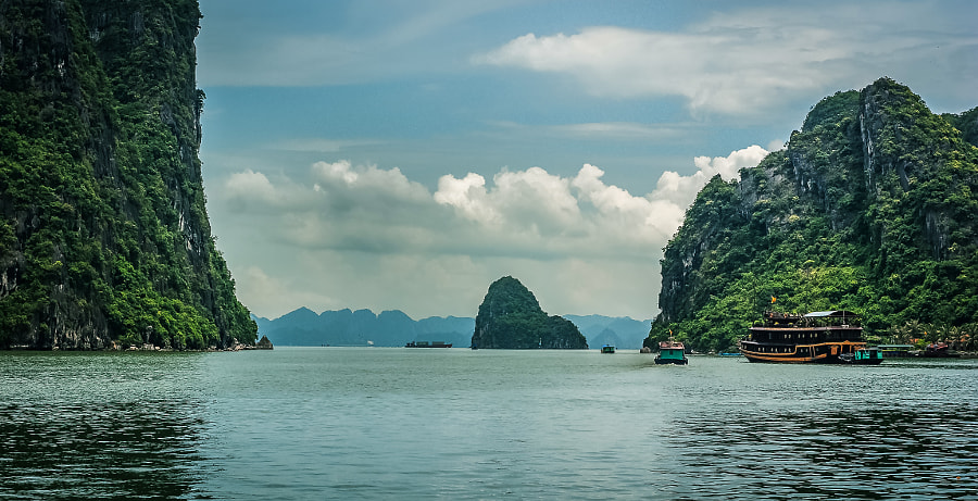 Ha Long Bay II