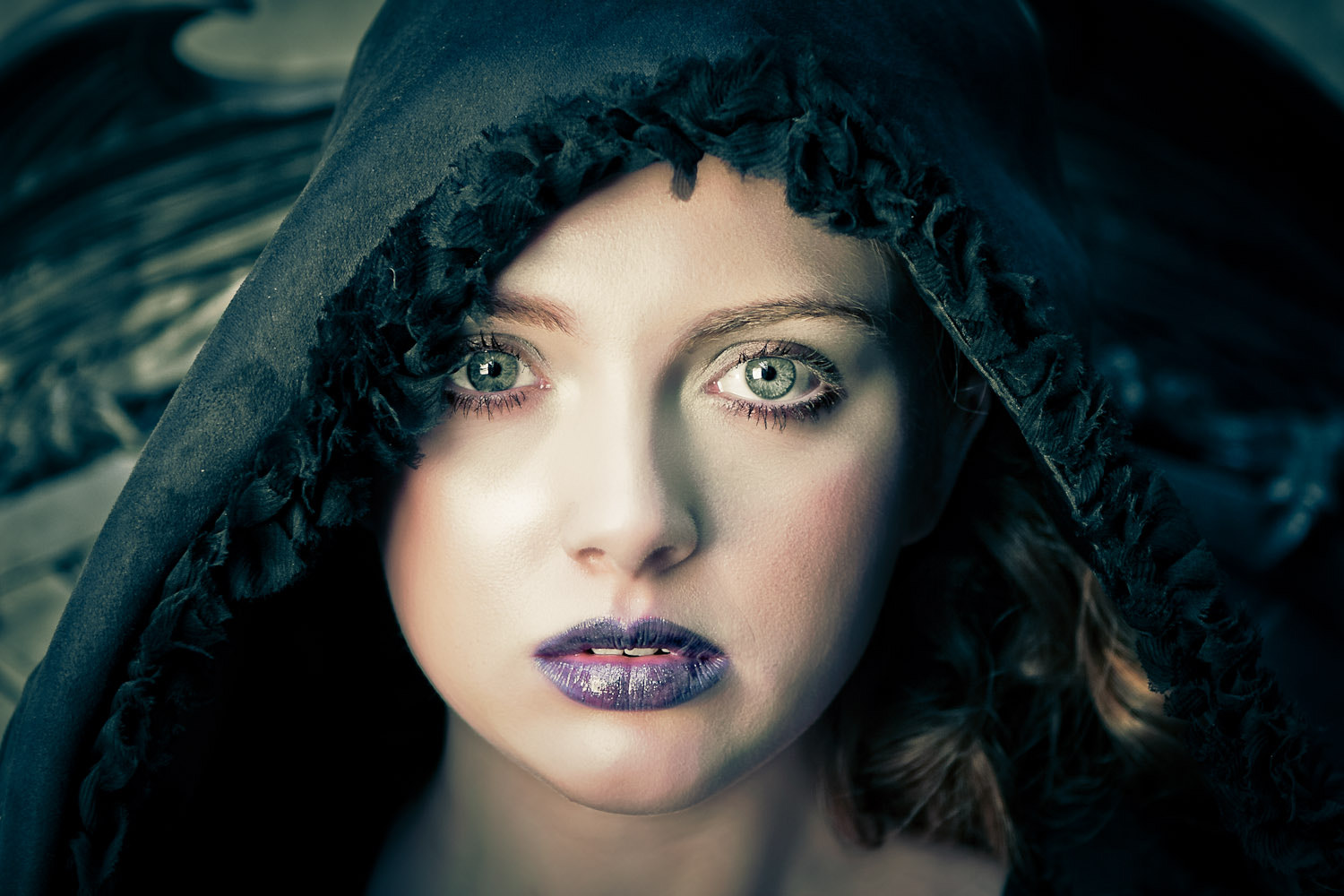 Photograph wickedness lies in your moistened lips by johnathan clover on 500px