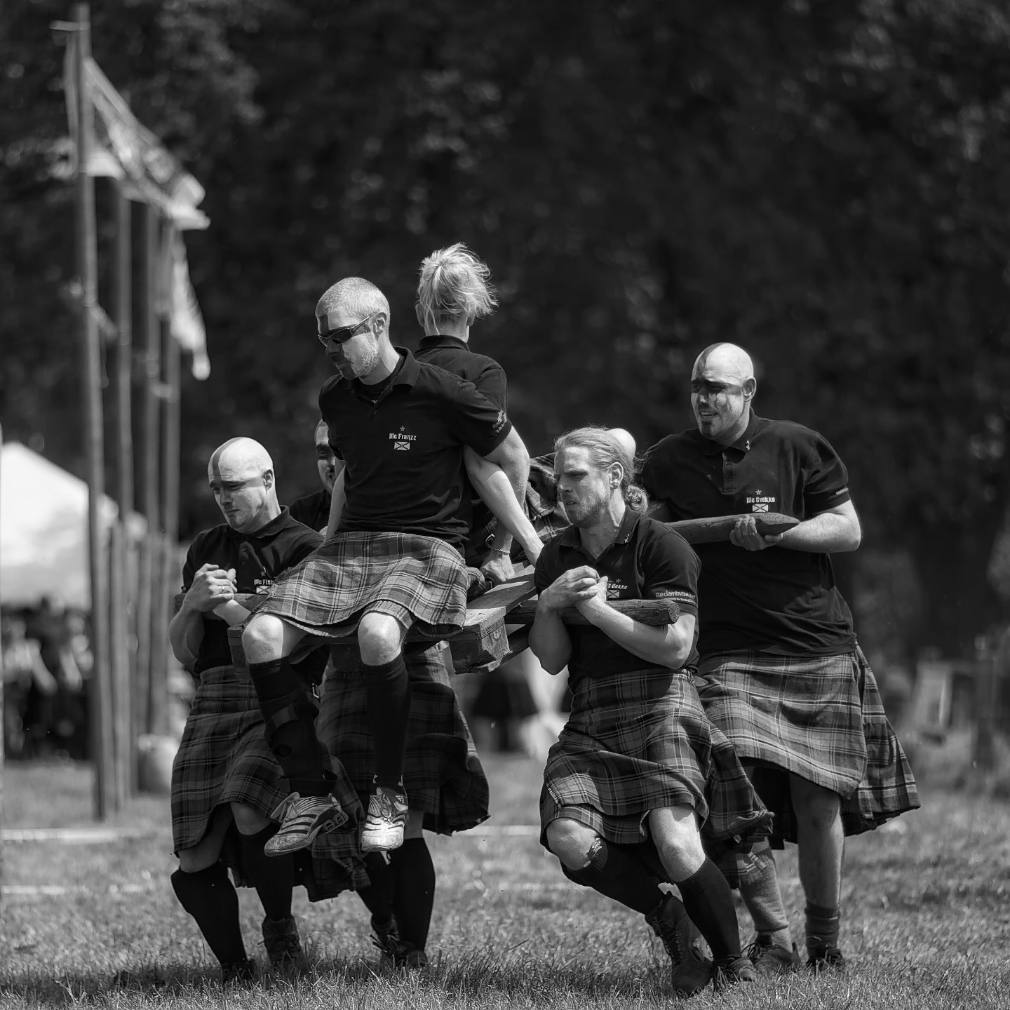 Photograph Highland Games by Fouquier  on 500px