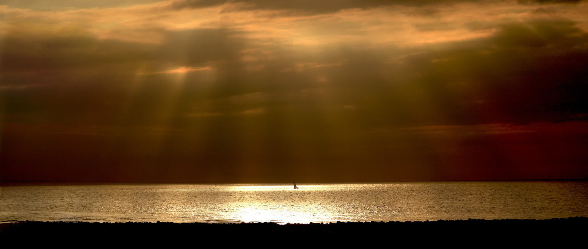 Photograph Last light of the day by Rob Van Thienen on 500px