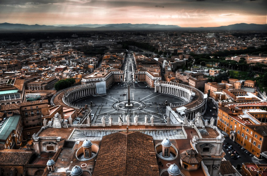 Photograph Veduta da San Pietro by Leo Mosca on 500px