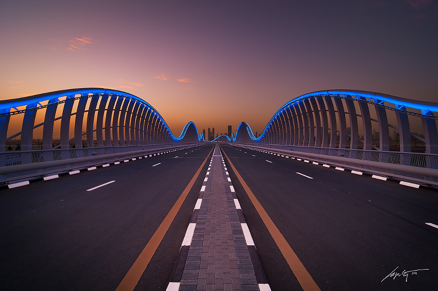 Photograph VIP Bridge #2 by Marek Kijevský on 500px