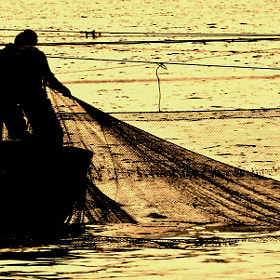Fishermen by Deniz Senyesil (denizler)) on 500px.com