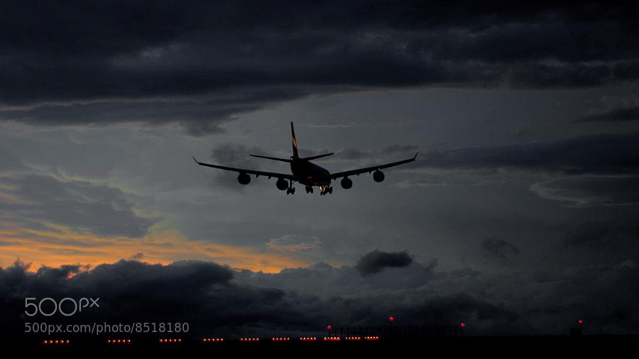 Airbus 340-500 Emirates