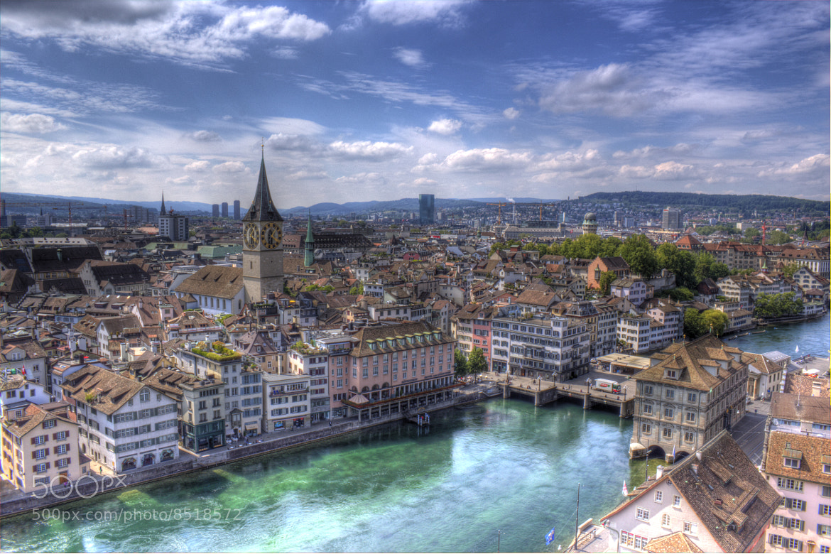 Photograph Zurich from Abbey by Bosco Ferreira on 500px