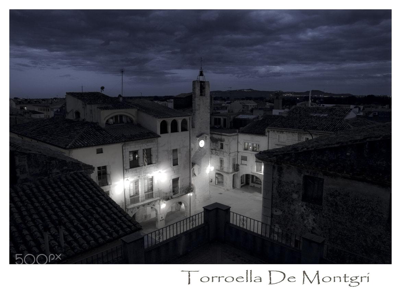 Photograph Torroella De Montgri by Geert Van der Straeten on 500px