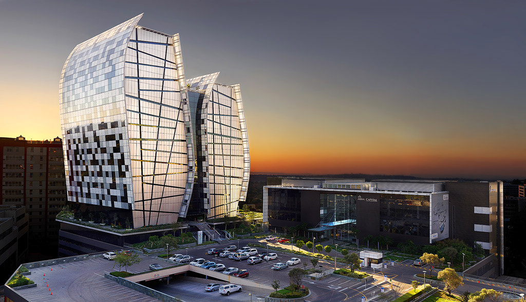 Photograph Gigapan - Alice Lane Towers Sandton by Janco Haywood on 500px