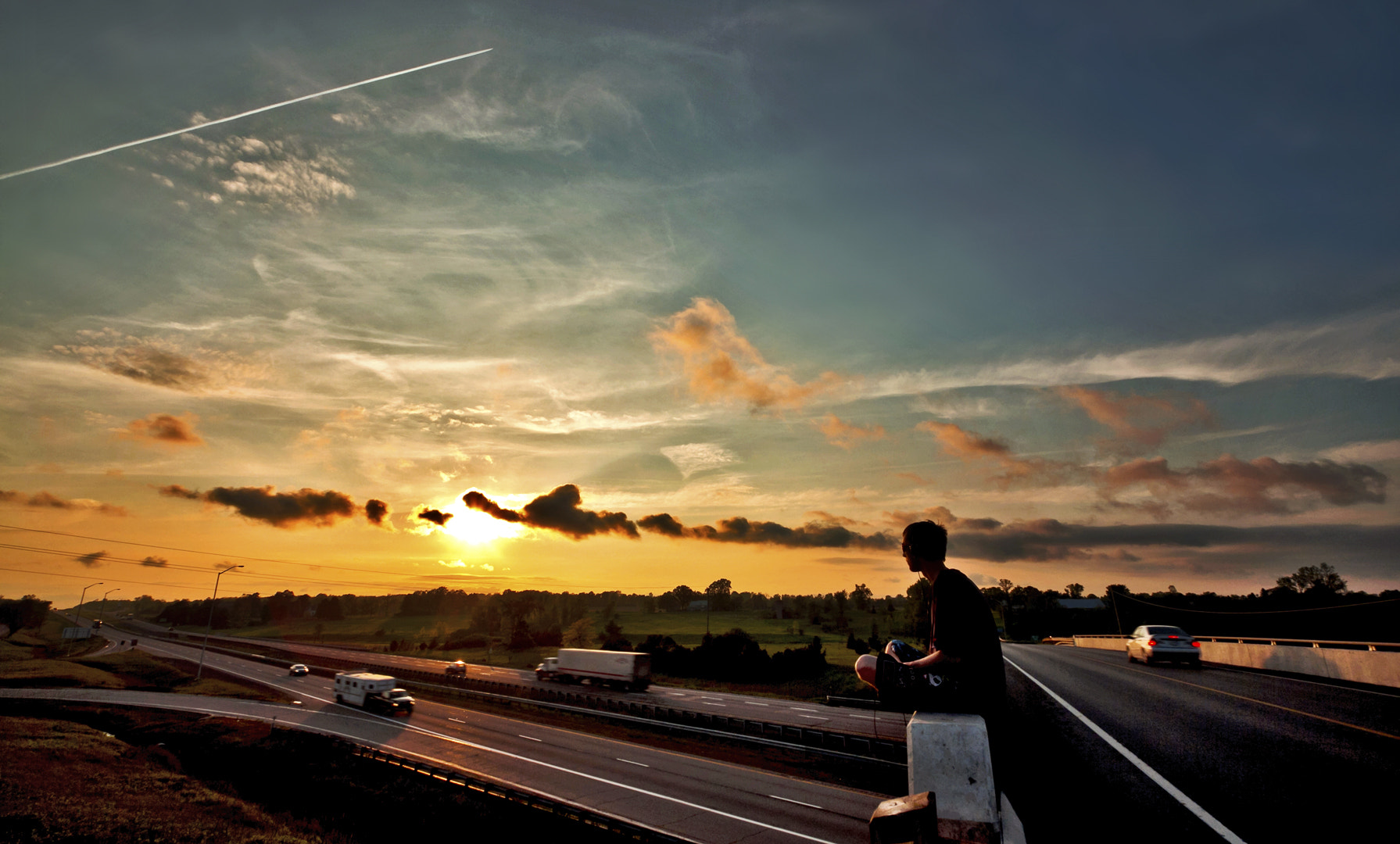 Photograph Watching the World Go By (#2) by Matt Molloy on 500px