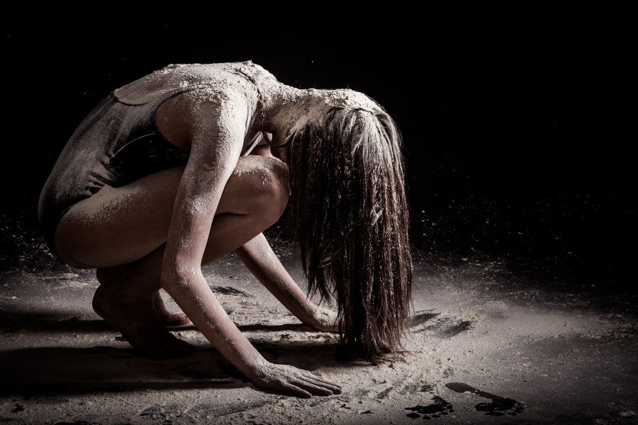 Dancer in the Dust I